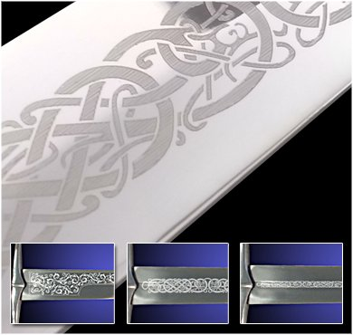 Strongblade Introduces Engraving Sleeves