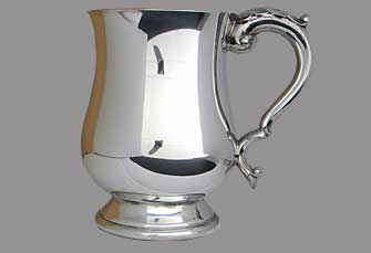 Drinkware - Pewter Tankards, Goblets and Mugs