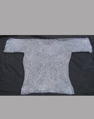 Chainmail Haubergeon(Half Sleeve)