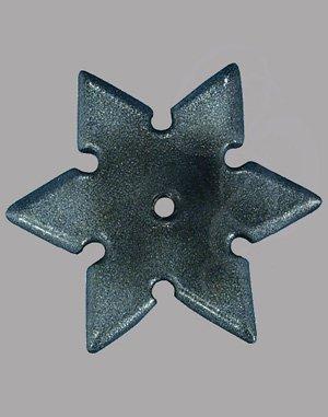 LARP Foam Shuriken Star