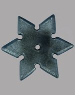LARP Foam Shuriken Star