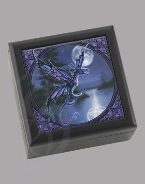 Anne Stokes Dragonfly Box