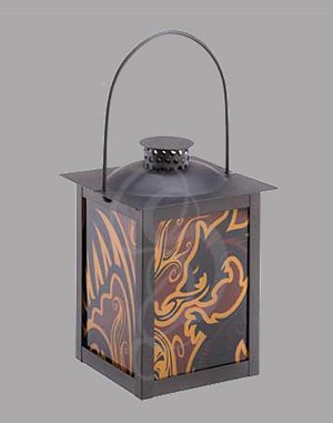 Dragoncrest Candle Lantern