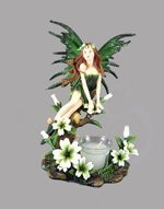 The Green Fairy Candleholder