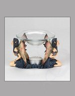 Double Fairy Oil Burner