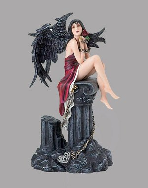 Fairy Locked by Love Statue