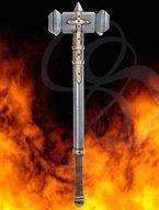 LARP Pulverizer War Hammer