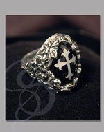 Gothic Cemetary Ring