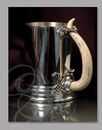 Horned Viking Tankard