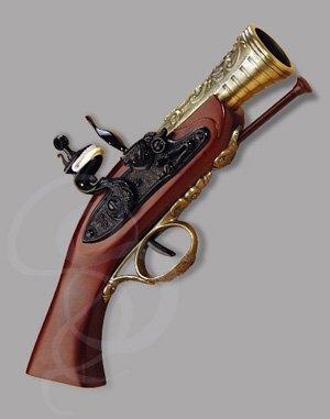 Pirate Brusque: Flintlock Pistol