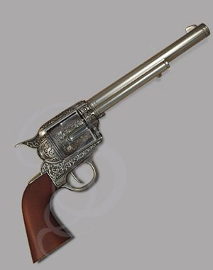 The Peacemaker - Non-Firing Cowboy Revolver