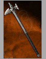 Superior Quality LARP Footman's Hammer - Calimacil