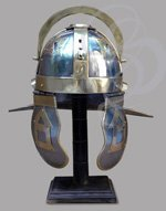 Roman Imperial Italic D Helmet without Stand, without Liner