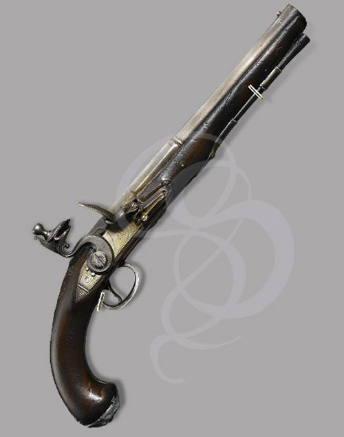 Captain Jack Sparrow Flintlock Pistol