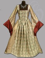 Licensed Anne Boleyn Gown from The Tudors - Large