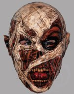 Mummy Face Latex Mask