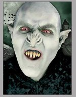 Nosferatu Vampire Teeth