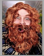 Scotsman Wig and Beard