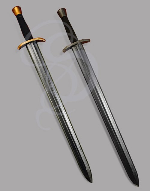 Ultra High-End Foam Boffer Knight Sword for Recreation or LARP