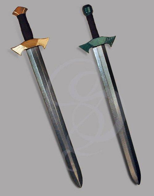 klasyczne dopasowanie za pół oficjalna strona Latex Knight Champion Sword