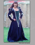 The Viktoria German Style Gown