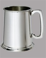 Scratch and Dent - Plain Pewter Tankard 1 Pint